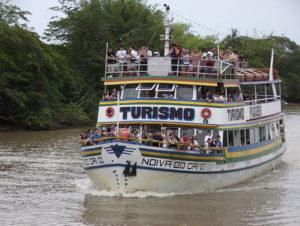 Embarcações do Guaíba