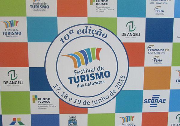 Evento de e,presa certificada (Panorama do Turismo)