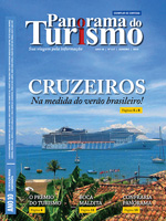Revista Panorama do Turismo - Edição de Janeiro 2015