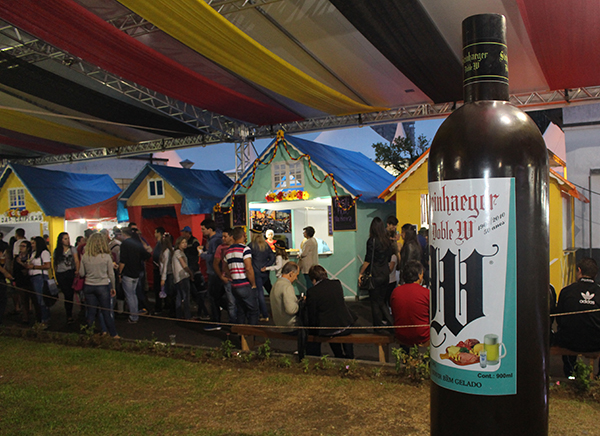 A bebida da festa (Foto Panorama do Turismo)