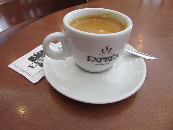 Expréx, bom cafezinho (Foto Panorama do Turismo)