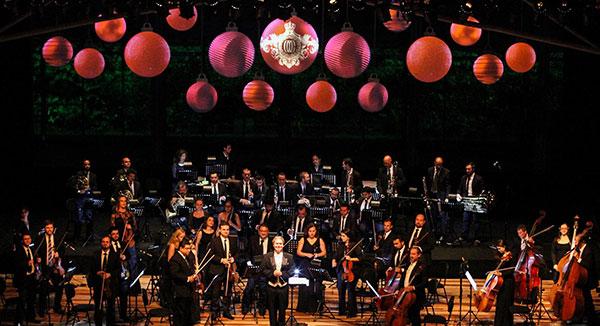 Orquestra é atração (Foto Divulgação | OOC)