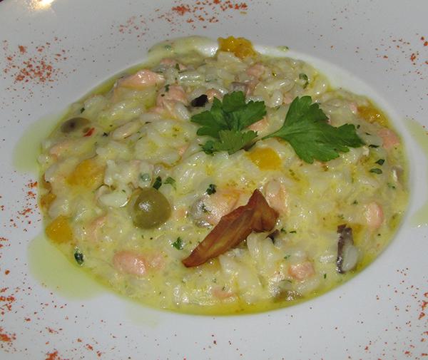 Alta culinária no Ventanas (Foto Panorama do Turismo)