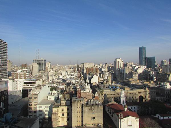 Buenos Aires, agora com a Azul (Foto Panorama do Turismo)
