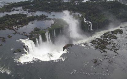 Cataratas do Iguaçu, ação internacional