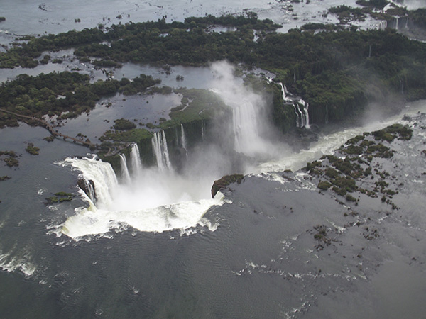 Cataratas do Iguaçu, ano internacional