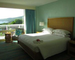 Hilton, confortáveis acomodações (Foto Panorama do Turismo)