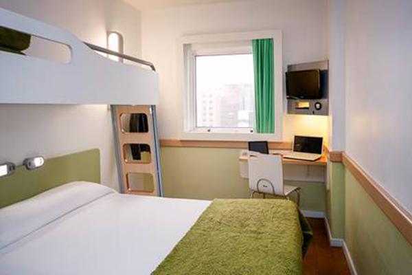 Apartamento do novo hotel (Foto Divulgação | Edelman Significa)