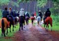 Cavalgadas no Purunã