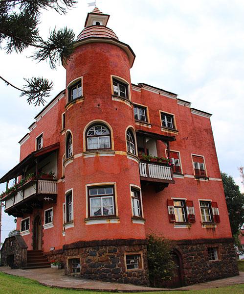 Castelinho, atração turística