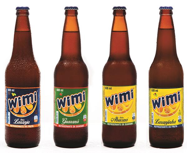 Wimi com mais opções (Foto Divulgação | P+G Comunicação Integrada)
