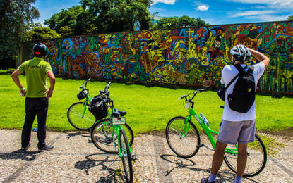 Em Curitiba, a arte está nas ruas