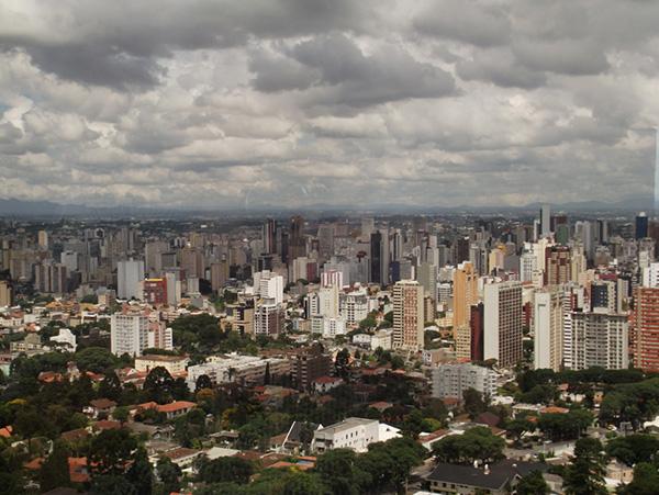 Curitiba, destino de eventos turísticos (Foto Panorama do Turismo)