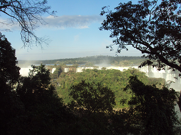 Cataratas batem recorde (Foto Panorama do Turismo)
