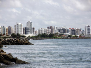 Aracaju, atraente capital do nordeste