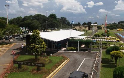 Aeroporto Bacacheri, em Curitiba, comemora 37 anos