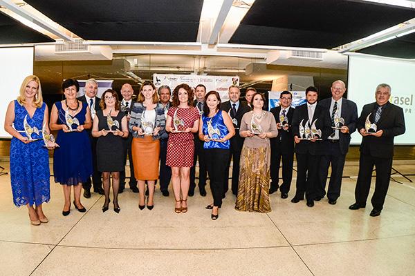 Os ganhadores da edição 2016 (Fotos Bruno Tadashi)