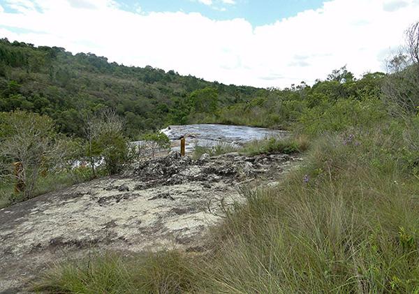 Parque do Cerrado, belo local de visitação (Foto   Arquivo IAP)