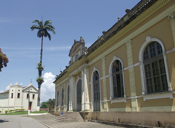 História preservada em Antonina (Fotos Panorama do Turismo)