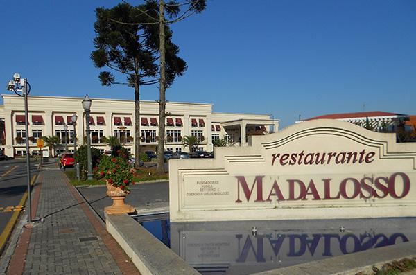 Madalosso, emblema turístico e gastronômico da capital (Fotos Panorama do Turismo)