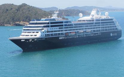 Reunião debate cruzeiros marítimos