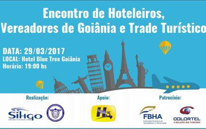 Hotelaria terá debate em Goiânia