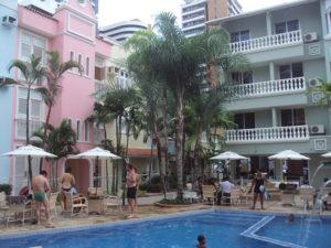 Villa Mayor, boa opção em Fortaleza (Foto Panorama do Turismo)