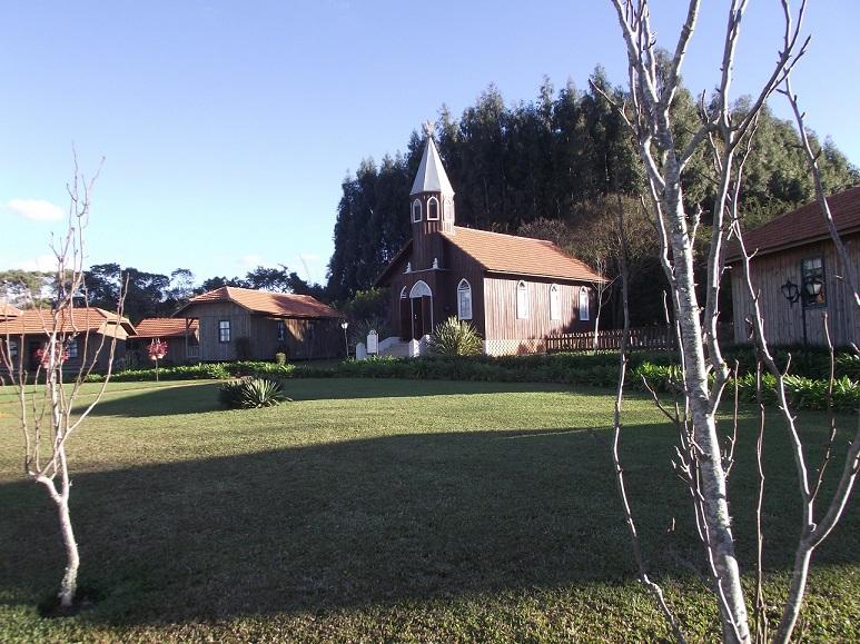 Parque Histórico de Carambeí (Foto Panorama do Turismo)
