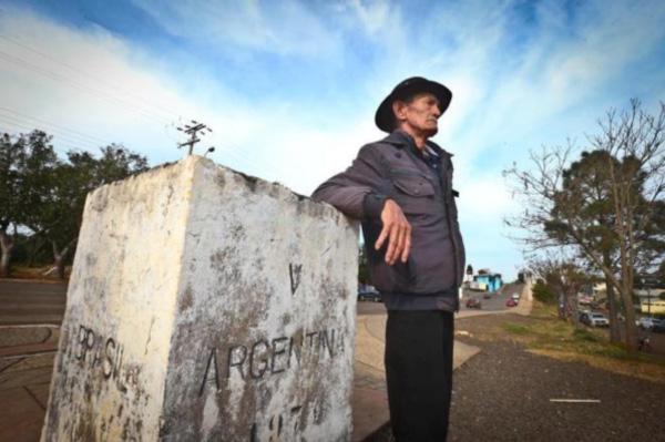 Coluna Volta ao Mundo por Nelci Seibel: Setembrino é morador de Barracão, mas as suas cinco filhas residem na Argentina. (Foto: Emerson Souza / Agencia RBS)