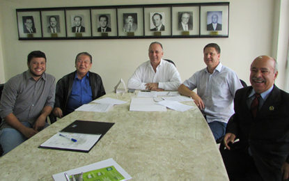 Entidades lançam projeto Encontro do Turismo