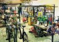 Museu da Bicicleta de Joinville | Vaga para Testador de Motel | Azul terá voos exclusivos para Bariloche