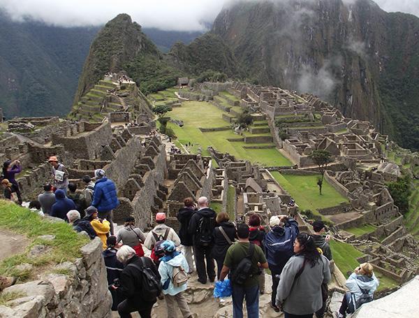 Machu Picchu, magnífica cidadela (Fotos Panorama do Turismo)