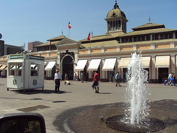 Mercado Central, parada obrigatória