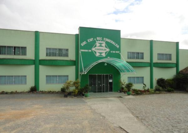 Coluna Volta ao Mundo: Sociedade Esmeralda de Joinville
