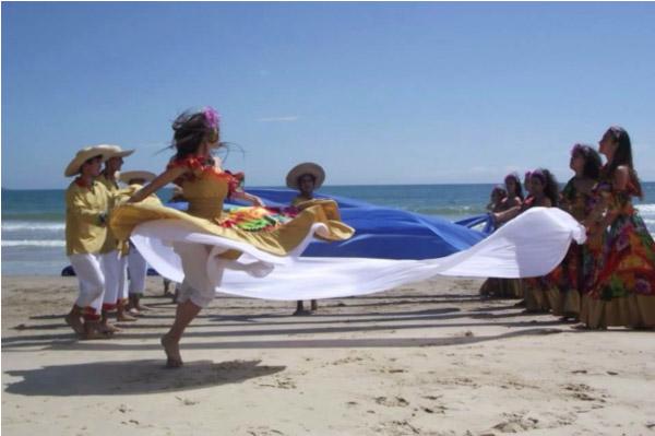 Coluna Volta ao Mundo: Grupo Folclórico Tropeiros do Litoral, de Itapema – SC | Foto divulgação.