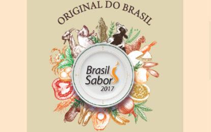 Festival Brasil Sabor, edição 2017