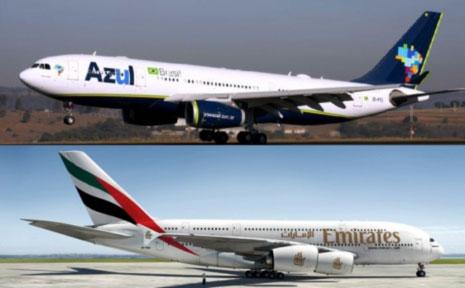 Coluna Volta ao Mundo por Nelci Seibel: azul-emirates
