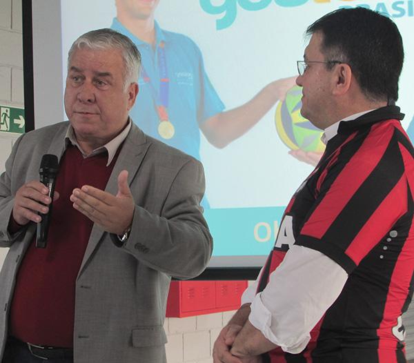 Gimennes ressalta apoio da Paraná Turismo ao evento
