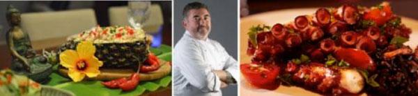 Coluna Volta ao Mundo por Nelci Seibel: Boa gastronomia no Motel