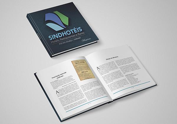 O livro foi produzido pela Grampo Comunicação (Foto Divulgação)