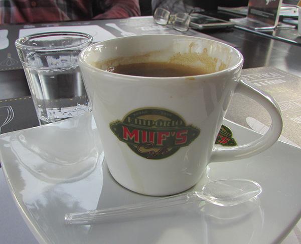 Cafezinho da casa (Foto Panorama do Turismo)