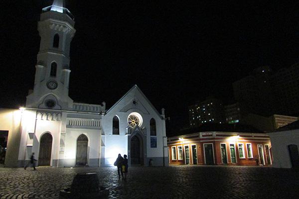 Centro Histórico terá feira (Foto Panorama do Turismo)