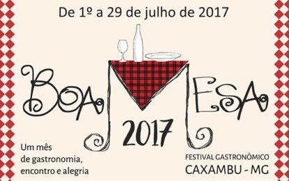 Caxambu tem festival gastronômico em julho