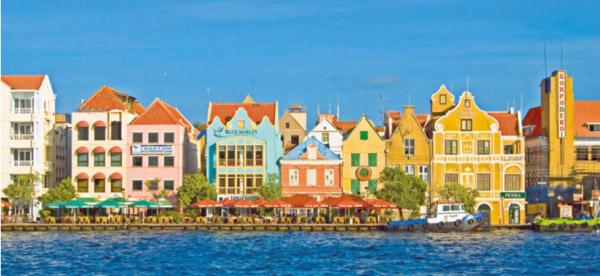 Coluna Volta ao Mundo por Nelci Seibel: Estilo holandês na arquitetura de Curaçao