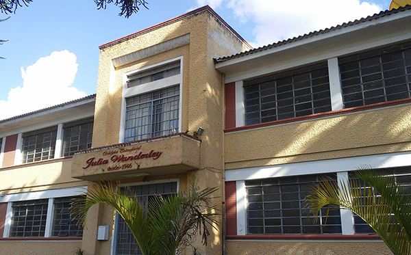 Colégio Júlia Wanderley (Foto Panorama do Turismo)