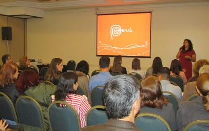 Peru, encantador, tem evento de capacitação