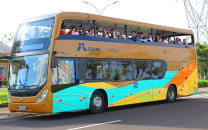 Itaipu recebeu quase 300.000 visitantes