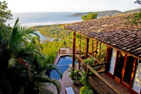Coluna Volta ao Mundo por Nelci Seibel: Quinta do Bucaneiro - Praia do Rosa