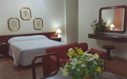 Crillon Hotel é sugestão em Londrina