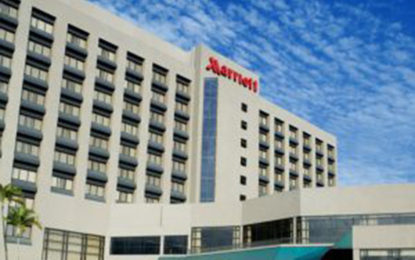 Marriott de Guarulhos, o melhor da América do Sul